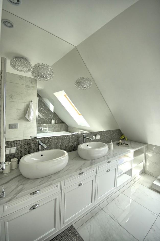 Galeria Zdjęć Zdjęcie Lustro łazienkowe Z Kinkietami
