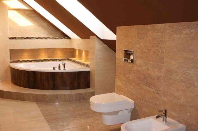 Galeria Zdjęć Zdjęcie Wanna Narożna W łazience Na