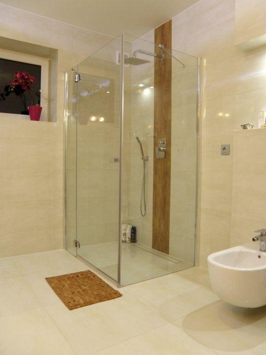 Galeria Zdjęć Zdjęcie Prysznic Z Odpływem Liniowym