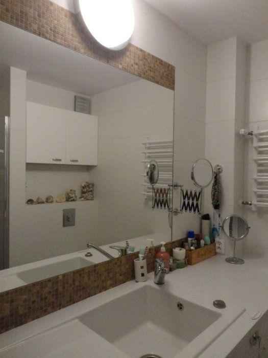 Galeria Zdjęć Zdjęcie Wklejane Lustro W łazience