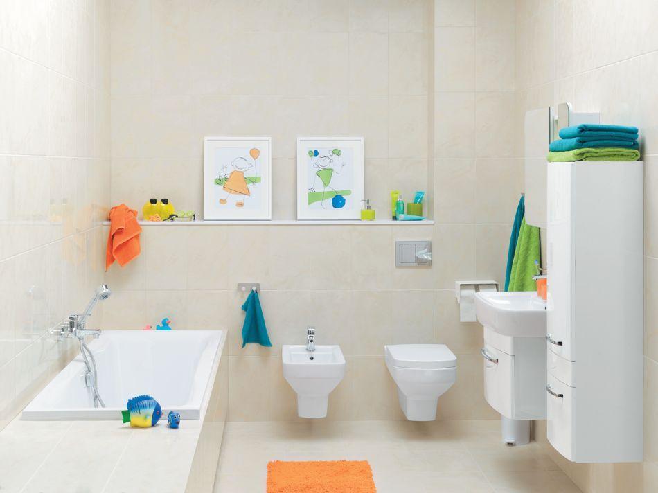 Galeria Zdjęć Zdjęcie łazienka Dla Dzieci Z Ceramiką Z