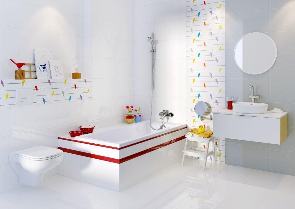 Galeria Zdjęć Zdjęcie łazienka Dla Dzieci Cersanit