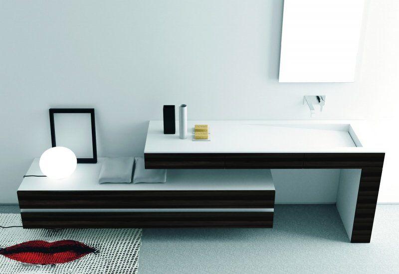 Meble łazienkowe Luxum Galeria Meble łazienkowe Szafka Z
