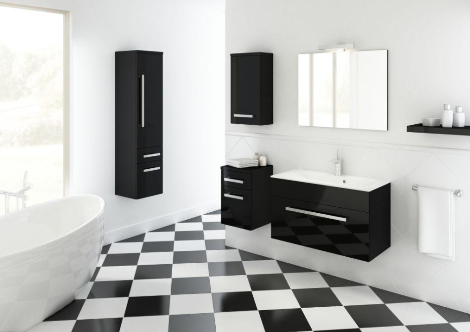 Galeria Zdjęć Zdjęcie Defra Biel I Czern W łazience