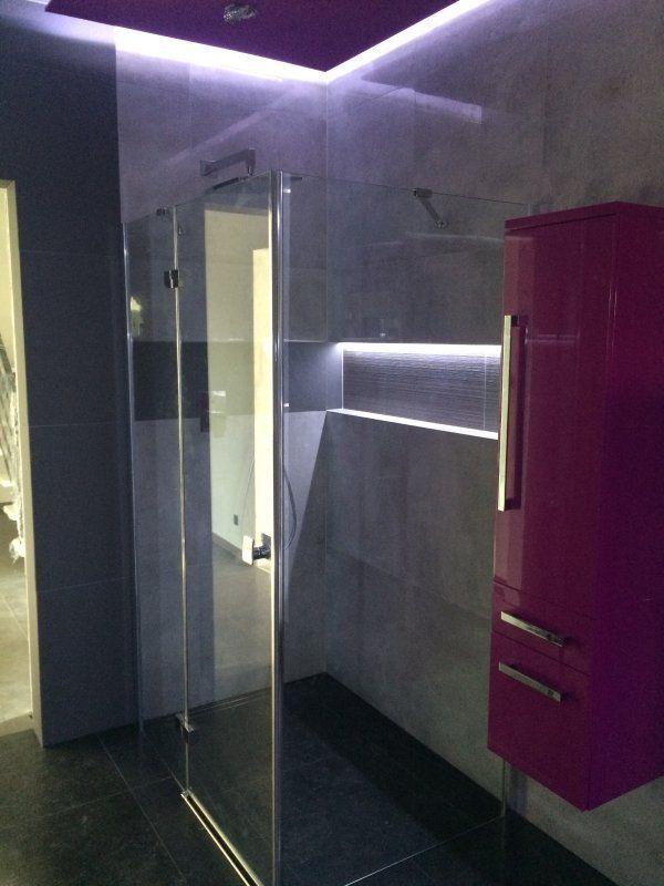 Galeria Zdjęć Zdjęcie Fioletowe Dodatki W łazience