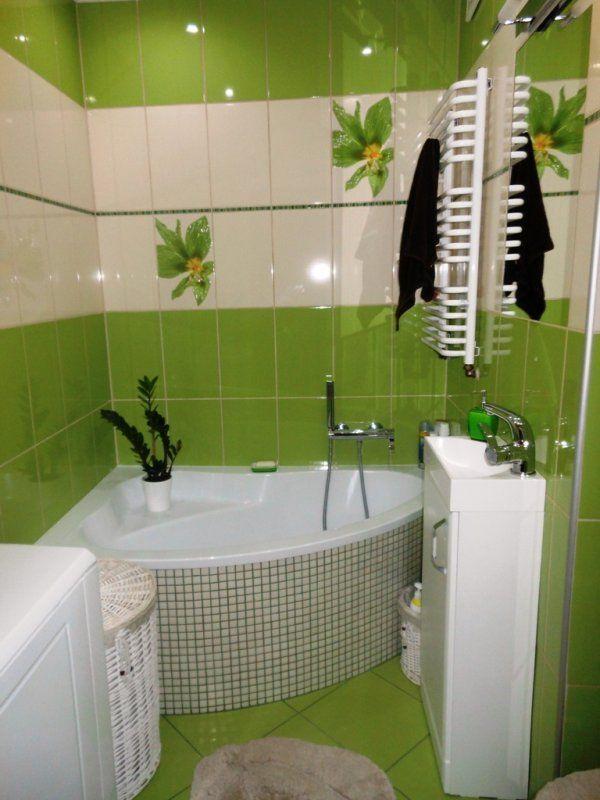 Galeria Zdjęć Zdjęcia Zielona łazienka Wszystko O