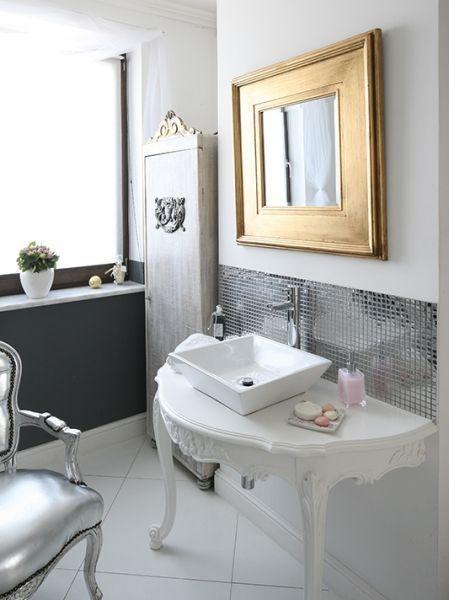 Galeria Zdjęć Zdjęcie Aranżacja łazienki W Stylu Retro