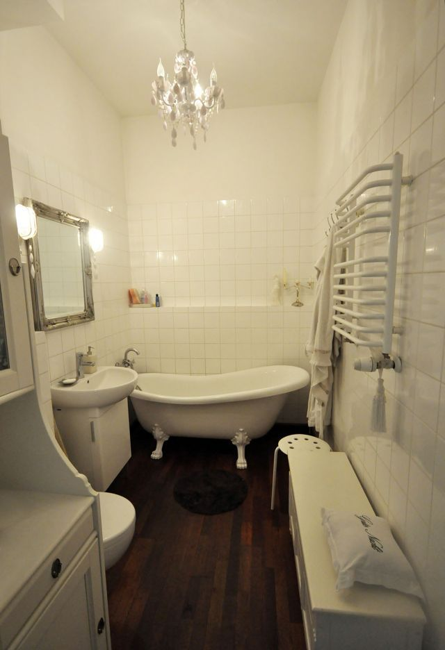 Galeria Zdjęć Zdjęcie Aranżacja Wąskiej łazienki W Stylu