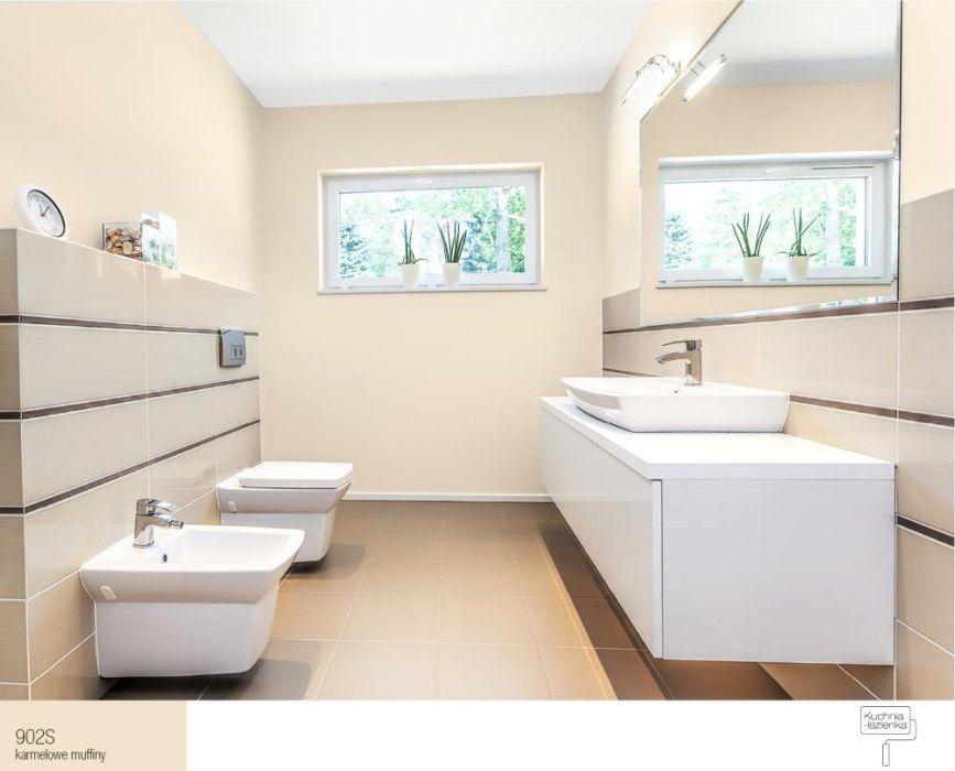 Łazienkowa moda  trendy w łazience lazienkowy pl -> Kuchnia Tapeta Czy Farba