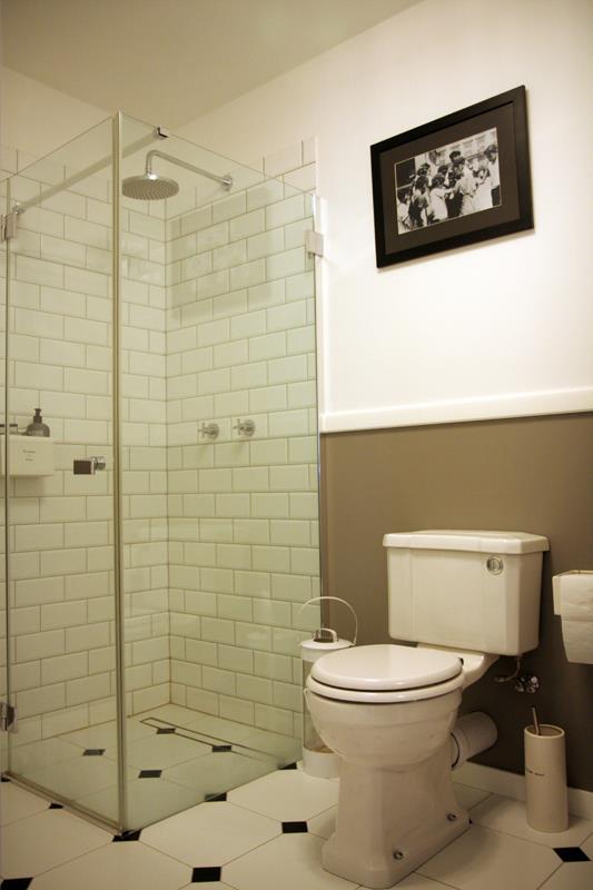Galeria Zdjęć Zdjęcie łazienka W Stylu Retro Wszystko O