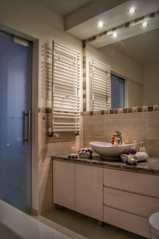 Galeria Zdjęć Zdjęcie łazienka Z Dużym Lustrem
