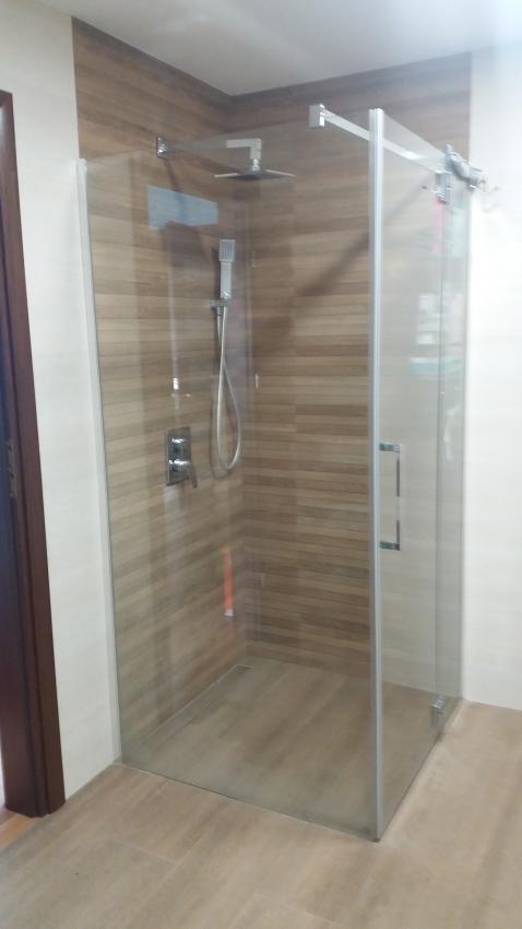 Monika S Galeria Aranżacja Prysznica Z Odpływem Liniowym I