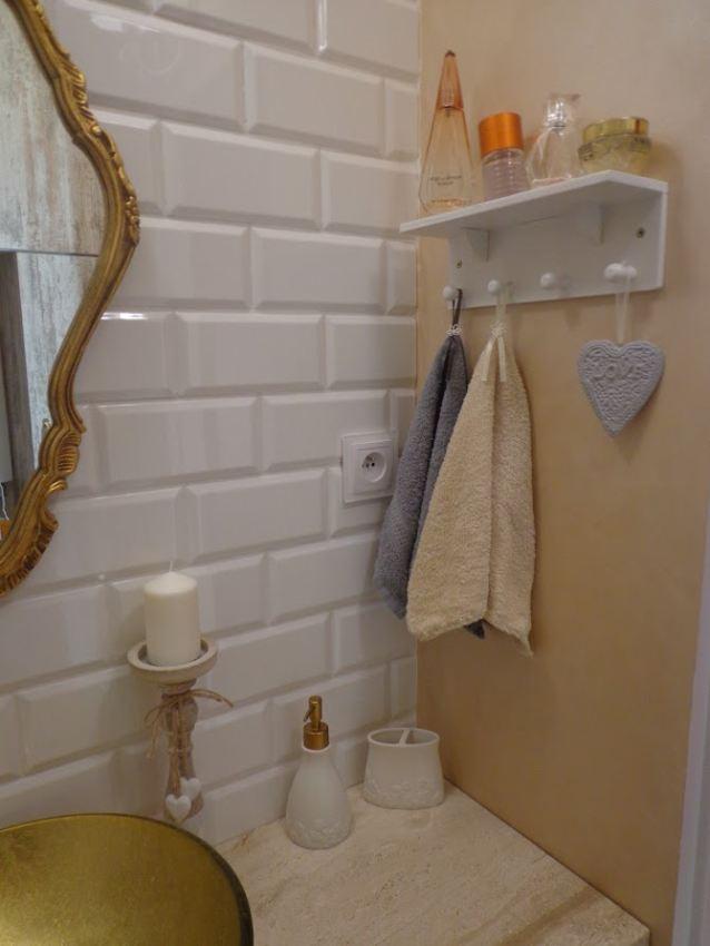 Magdalena S 1 Galeria Białe Płytki Cegiełki łazienkowe