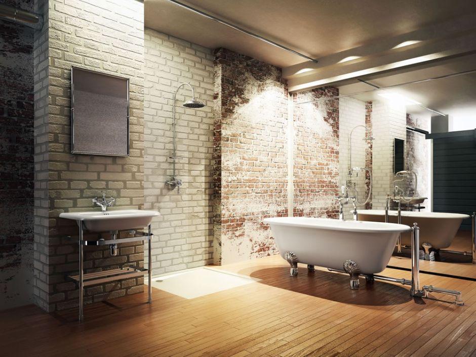 Azienka w stylu loft galeria azienka w stylu loft for W loft