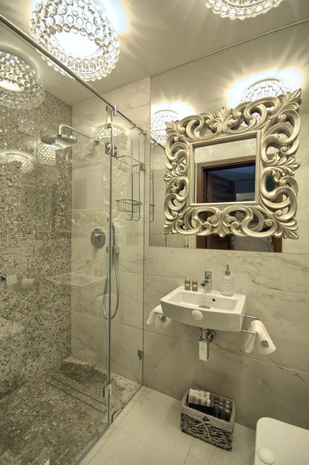 Galeria Zdjęć Zdjęcie Mała łazienka W Bloku W Stylu