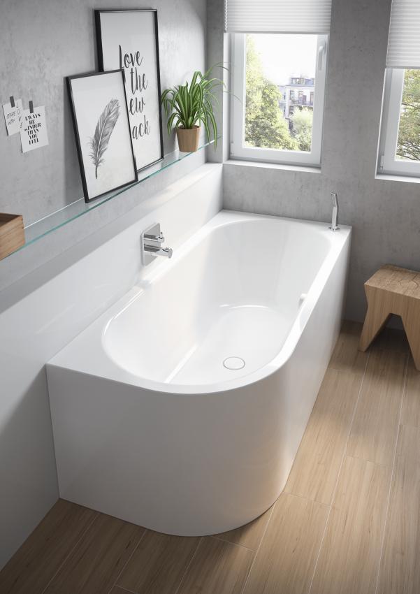 jak powi kszy niewielk azienk wanny kabiny. Black Bedroom Furniture Sets. Home Design Ideas
