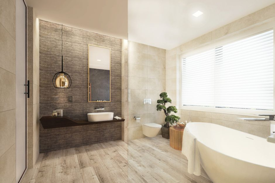 Aranżacja Dużej łazienki Boksy Wszystko O łazienkach