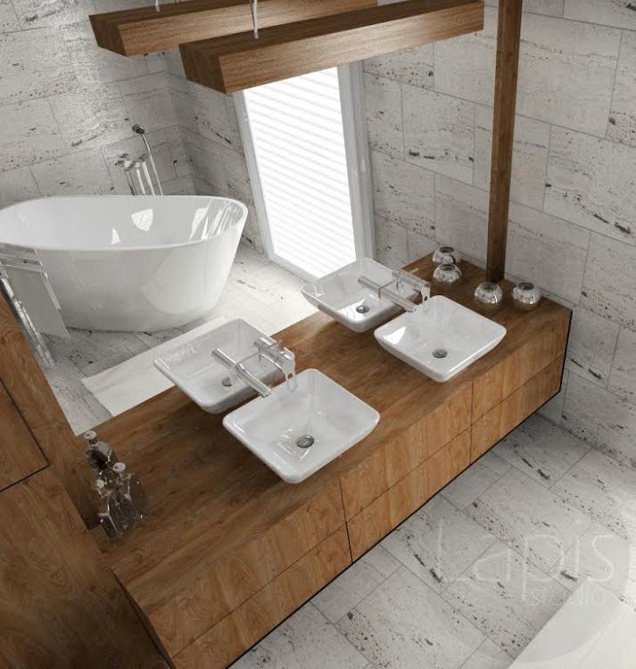 Galeria Zdjęć Zdjęcie Projekt łazienki Moduł Ceramic