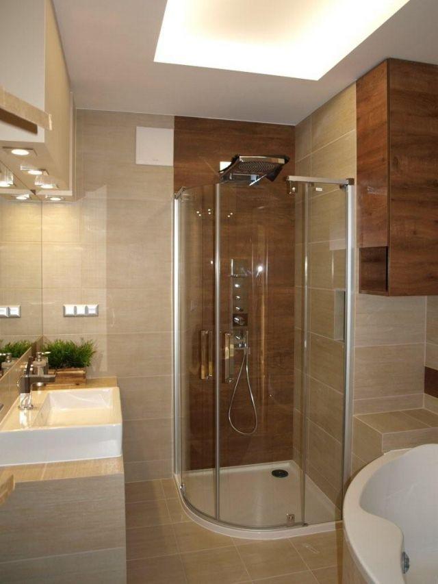 Aranżacje łazienek W Bloku Galeria Kabina Prysznicowa W łazience