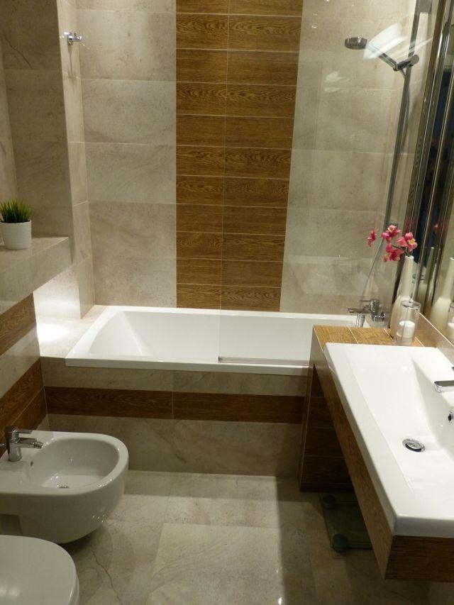 Galeria Zdjęć Zdjęcie Mała łazienka Z Wanną Wszystko O