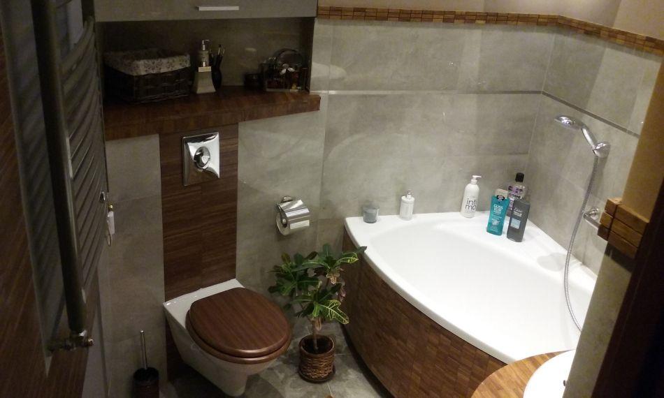 Galeria Zdjęć Zdjęcie Narożna Wanna W Małej łazience