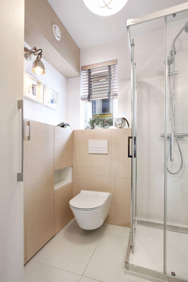Galeria Zdjęć Zdjęcie Jasna łazienka Z Prysznicem