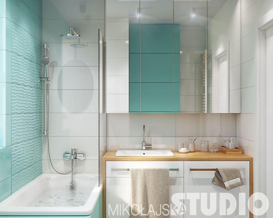 Galeria Zdjęć Zdjęcie Kompaktowa łazienka W Kolorze