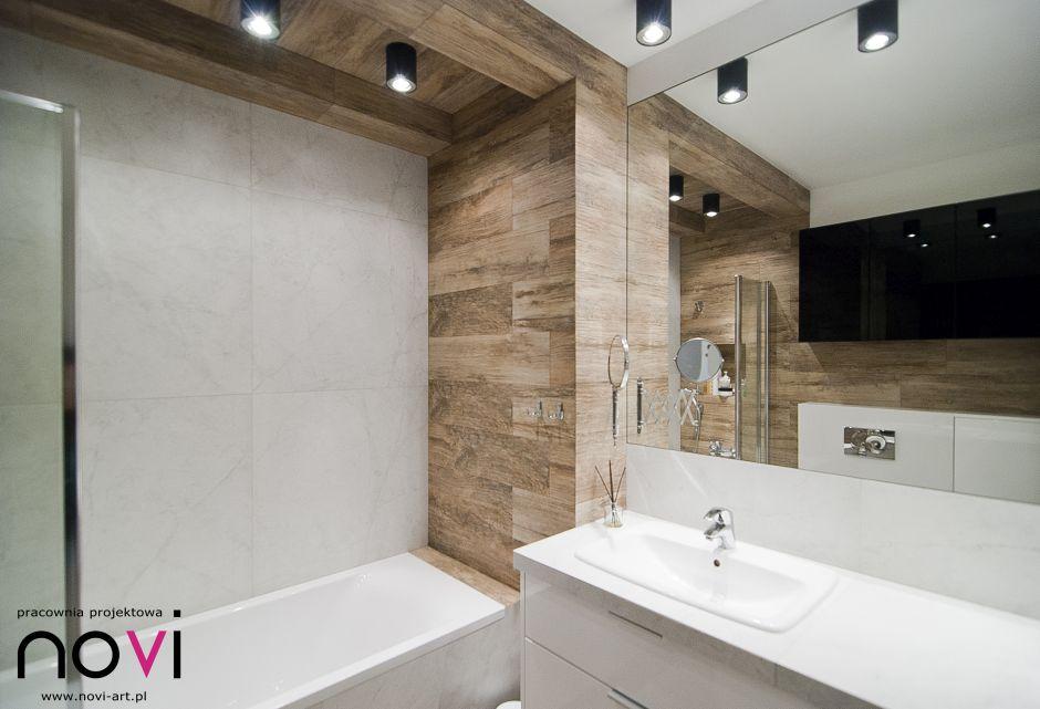 Galeria Zdjęć Zdjęcie Wanna Z Parawanem W Małej łazience