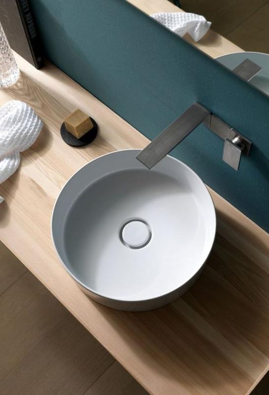 Umywalka nablatowa Alice Ceramica z kolekcji Icon