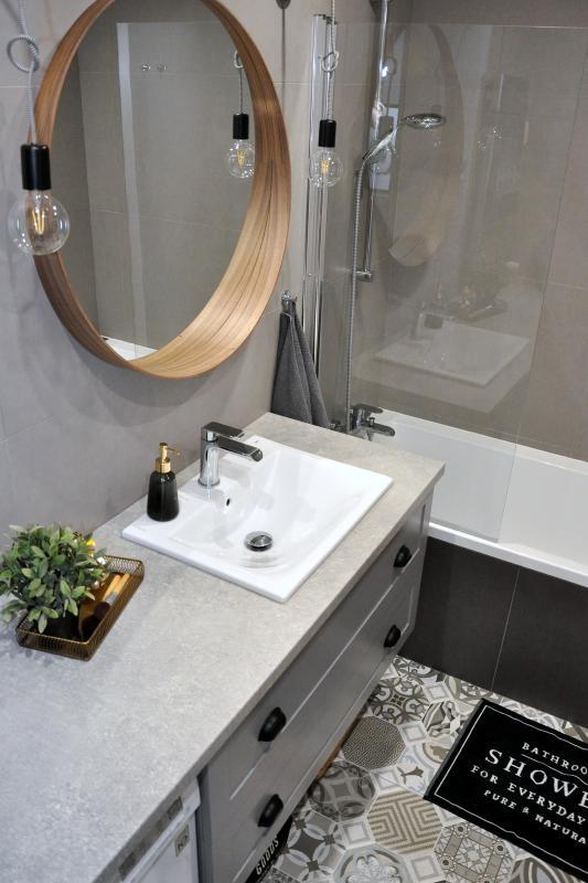 lustro łazienkowe