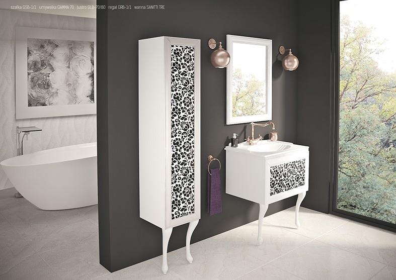 meble łazienkowe stojące Sanitti Gamma