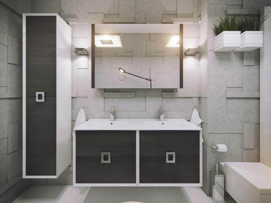 meble łazienkowe Defra