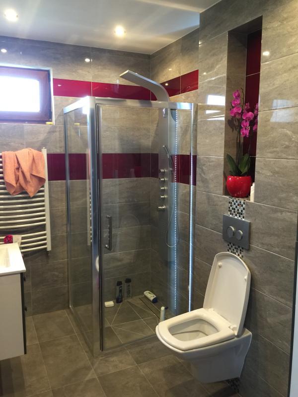 Monika P Galeria Aranżacja łazienki Z Kabiną Prysznicową Bez