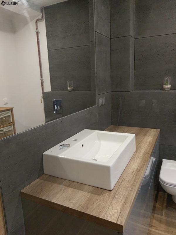 Galeria Zdjęć Zdjęcie łazienka Z Betonu
