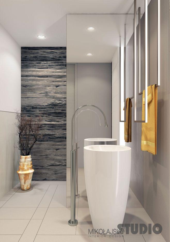 Galeria Zdjęć Zdjęcie Nowoczesna łazienka Z Umywalką