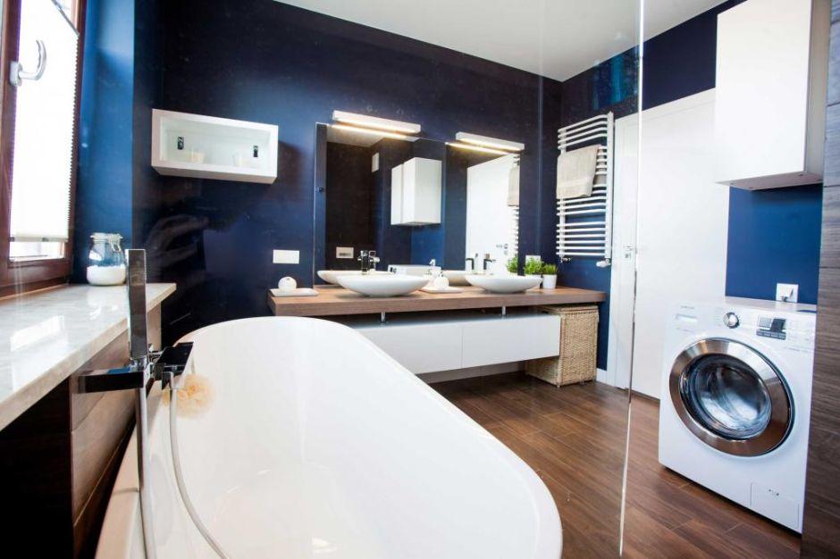 Galeria Zdjęć Zdjęcie Granat W Nowoczesnej łazience