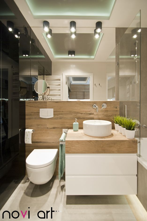 łazienka W Stylu Nowoczesnym Galeria Aranżacja Nowoczesnej