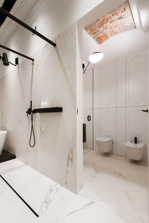Galeria Zdjęć Zdjęcie Biała Nowoczesna łazienka Z