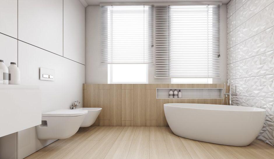 Galeria Zdjęć Zdjęcie Wanna Wolnostojąca Biała W łazience