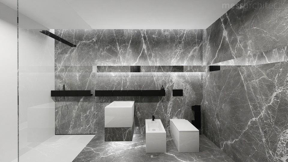 łazienka W Stylu Nowoczesnym Galeria Nowoczesna łazienka W
