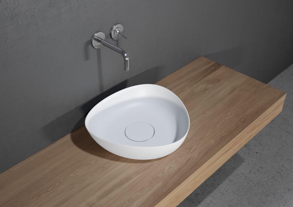 Riho - umywalka Oviedo z serii Solid Surface 2.0