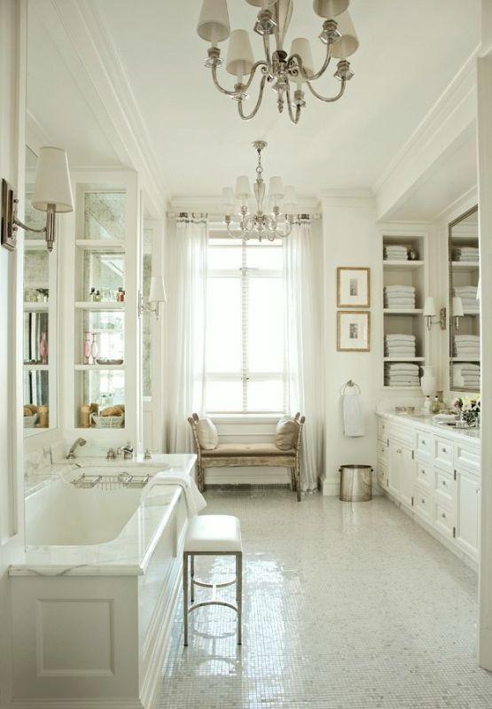 Galeria Zdjęć Zdjęcie Biała łazienka W Stylu