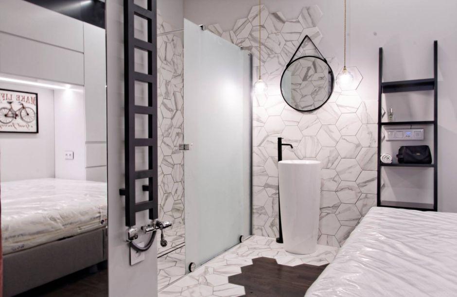 Galeria Zdjęć Zdjęcie Prysznic Walk In W łazience