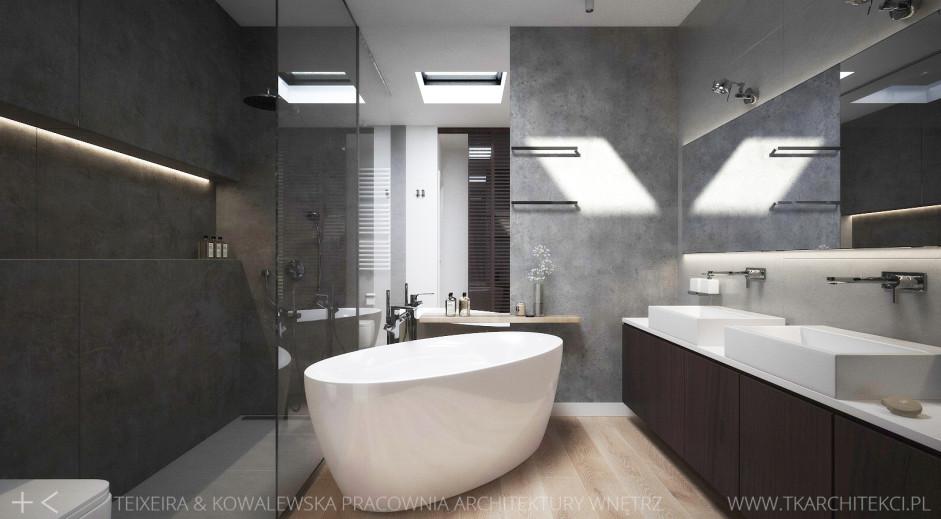Galeria Zdjęć Zdjęcie Wanna I Prysznic Walk In W łazience