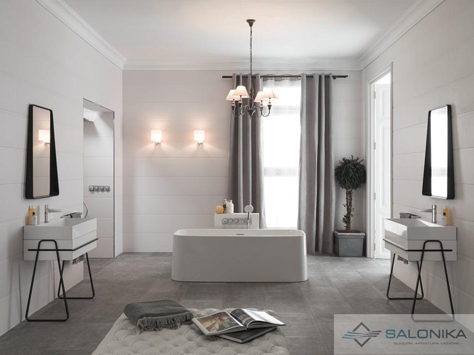 Salonika - płytki Porcelanosa Barbados Blanco