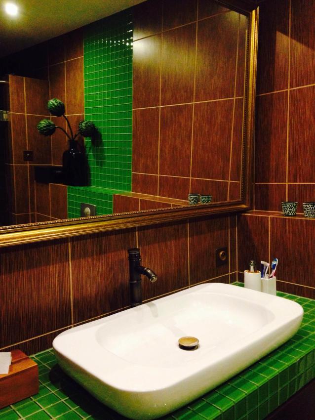 Galeria Zdjęć Zdjęcie Zielona Mozaika W łazience Z