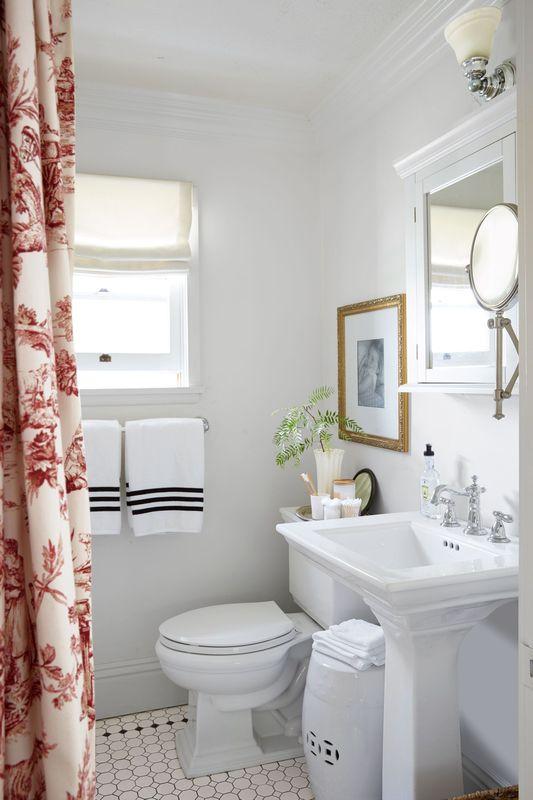 Galeria Zdjęć Zdjęcie Biała Ceramika W łazience W Stylu