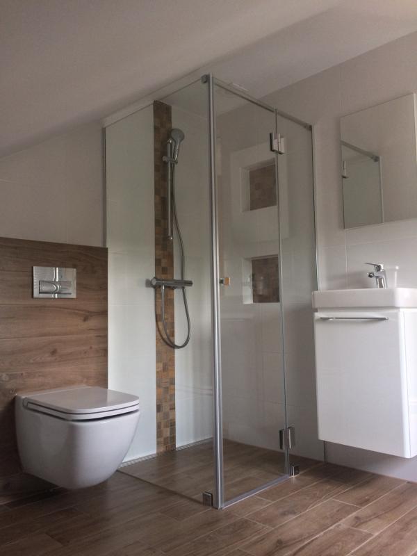 Galeria Zdjęć Zdjęcie łazienka Pod Skosem Z Prysznicem