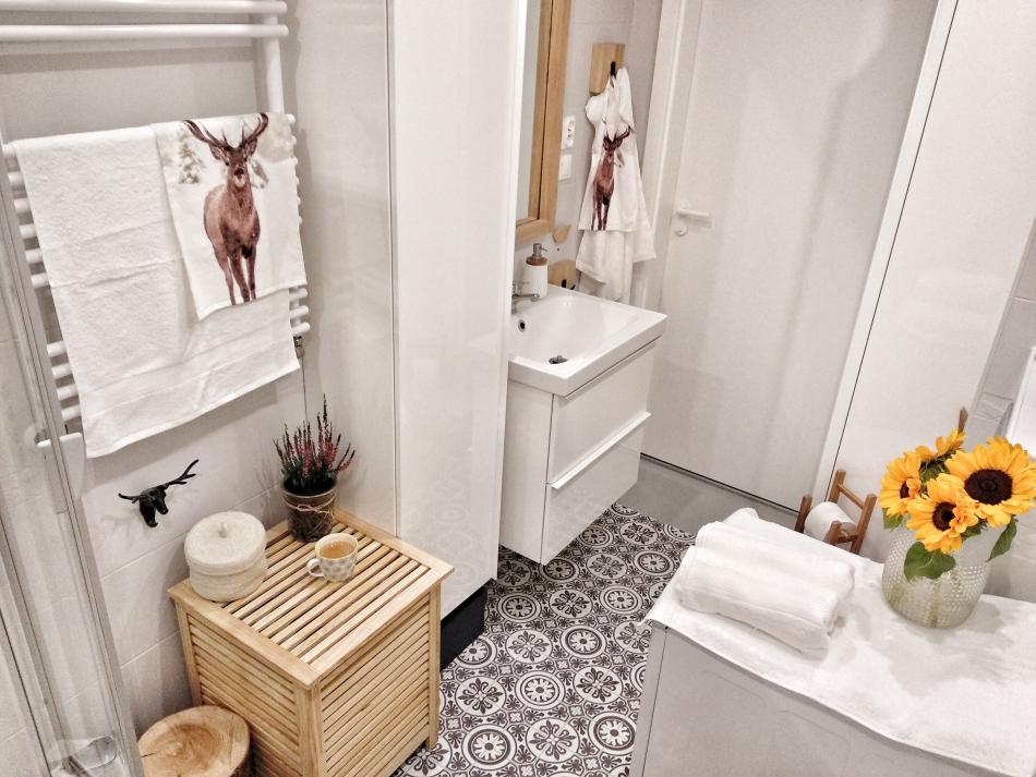 Galeria Zdjęć Zdjęcie Aranżacja Białej łazienki W
