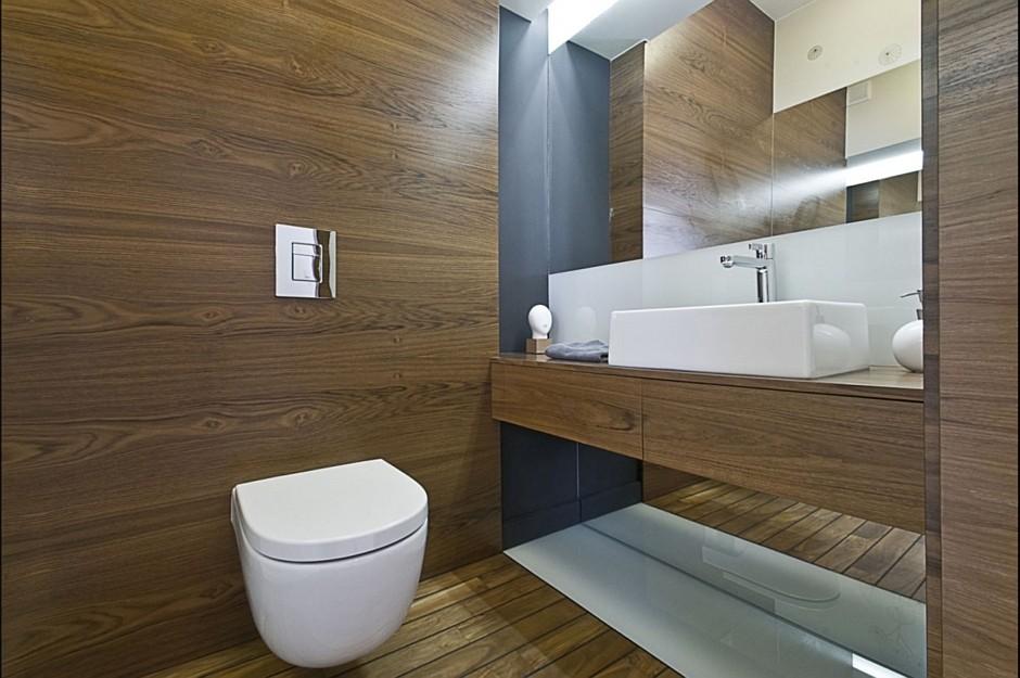 Galeria Zdjęć Zdjęcie łazienka W Kolorze Brązu Z